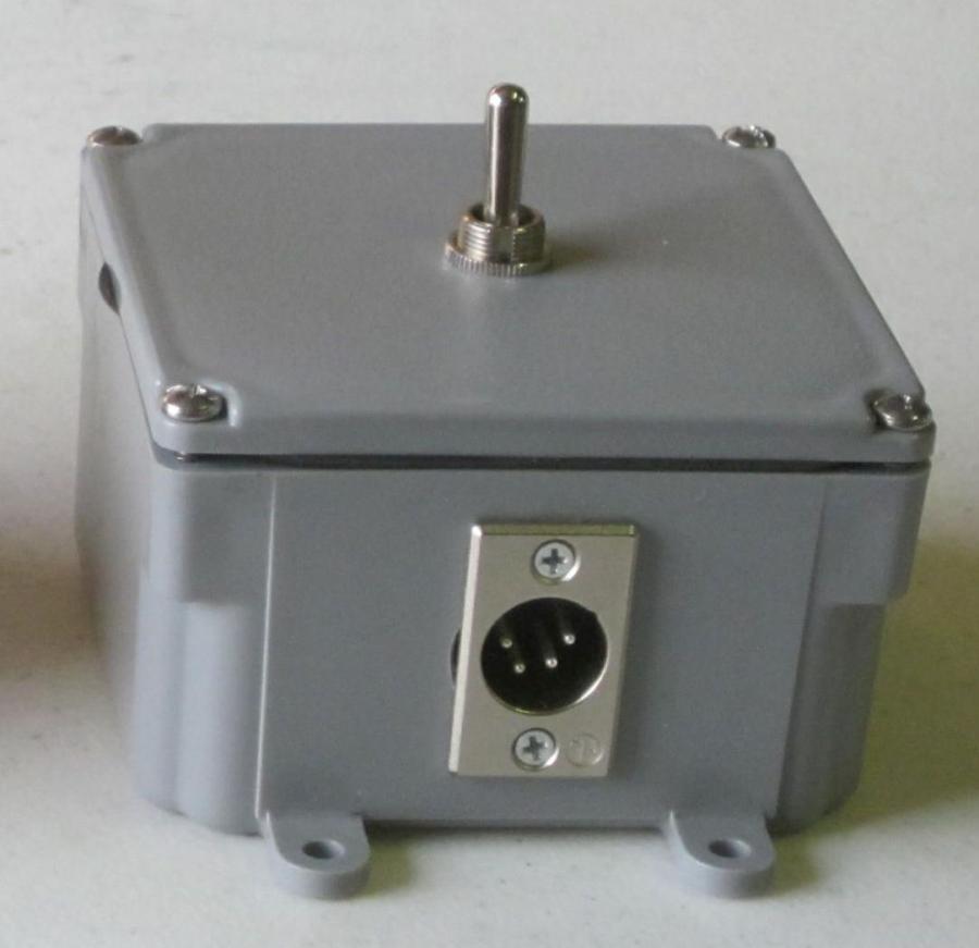 DC Switch box (12v shown)
